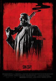 Alternative movie poster for Sin City by Raj Khatri