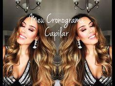 Cronograma Capilar que recupera o cabelo GARANTIDO! Receitas caseiras+Mascaras acessíveis - YouTube