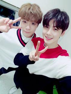 Moonbin and Eunwoo | Astro