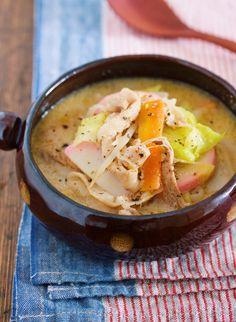 食べ過ぎのリセットに♪男子も喜ぶ『ちゃんぽん風おかずスープ』 by Yuu 「写真がきれい」×「つくりやすい」×「美味しい」お料理と出会えるレシピサイト「Nadia | ナディア」プロの料理を無料で検索。実用的な節約簡単レシピからおもてなしレシピまで。有名レシピブロガーの料理動画も満載!お気に入りのレシピが保存できるSNS。