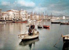 Thessaloniki, Greece; 1913