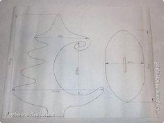 Мастер-класс Новый год Рождество Декупаж Моделирование конструирование Папье-маше Ёлка-подвеска для новогоднего шара Картон Краска Салфетки фото 3