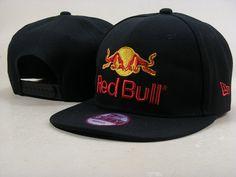Red Bull Snapback Hats 9Fifty Snapbacks Caps Black 027 Red Bull Hats 866d872ce19