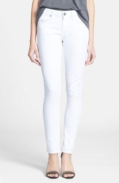 Citizens of Humanity 'Arielle' Skinny Jeans (Santorini) available at #Nordstrom