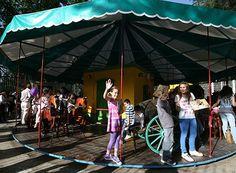 Visitas a la calesita del Museo Histórico Saavedra - Otras ...