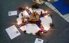 Explore and Express: Alternative Advent Story