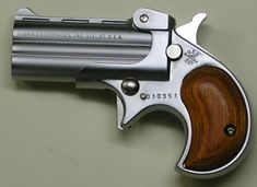 not the world's most fun gun to shoot