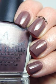 Smalto Misa Lost to the World nail polish #misa #nails #unghie #lightyournails http://www.lightyournails.com/2017/11/misa-lost-to-the-world.html