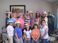 Creative Ideas for Women's Ministry Mixers.