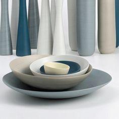 Rina Menardi Gucci Bowls   Rina Menardi   Decorative Home Accessories   Tableware   Contemporary furniture & Accessories   Co-founded Interiors