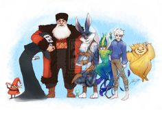 Fan Art of Rise of the Guardians for fans of Rise of the Guardians. Rise of the Guardians