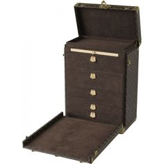 Louis Vuitton Jewellery and Watch Trunk - Louis Vuitton - Brands - Vintage Luggage Company