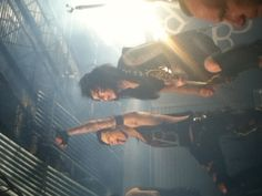 Black Veil Brides from February 17th 2013 in Allentown!!! Took it from my iPod
