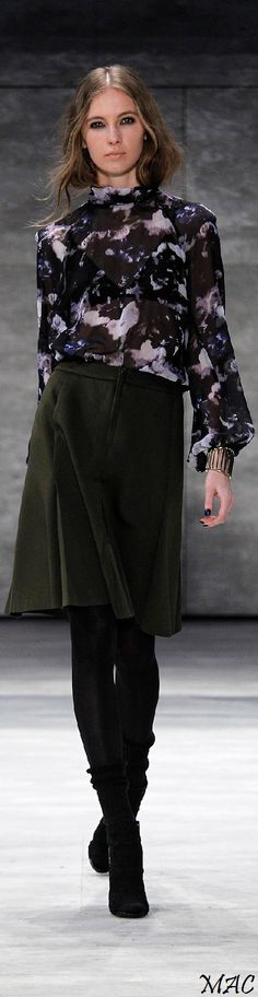 Fall 2015 Ready-to-Wear Charlotte Ronson