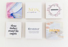 typography prints {free download} - cara fay | south african blogger Typography Prints, Editorial Design, Things To Think About, My Design, Just For You, Place Card Holders, African, Branding, Blogging