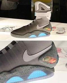 cheaper 40f58 38a6c source: carhoots Nike Air Mag, Basket Sneakers, Sneakers Sketch, Adidas Shoes  Outlet