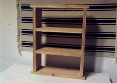 Półka 40 x 50 x 14 cm do kuchni do pokoju stojąca wisząca