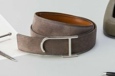 Suede leather belt to go working this summer! Baskets, Suede Leather, Belt, Photo And Video, Summer, Painting, Fashion, Men Styles, Accessories