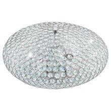 Eglo 95285 - Křišťálové stropní svítidlo CLEMENTE 3xE27/60W/230V Ceiling Spotlights, Flush Ceiling Lights, Ruban Led Rgb, Led Flexible, Crystal Design, Dar Lighting, Elegant, Merlin, Crystals