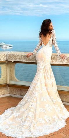 Crystal Design 2017 Wedding Dresses Collection ❤️ See more: http://www.weddingforward.com/crystal-design-2017-wedding-dresses-collection/ #weddings #dresses #crystaldesign