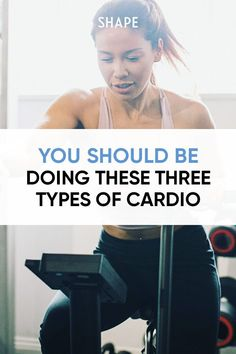 If you're not training all three, you're limiting your fitness. #fitness #cardio Intense Cardio Workout, Cardio Workouts, Types Of Cardio, Sweat It Out, You Fitness, Upper Body, Body Weight, Metabolism, Challenges