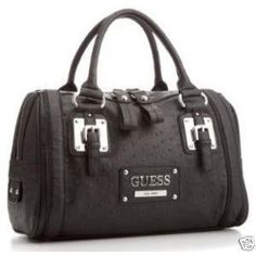 must have black Guess handbag