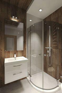65 Ideas for bathroom small mirror glass showers Washroom Design, Modern Bathroom Design, Bathroom Interior Design, Small Bathroom Layout, Home Room Design, Bathroom Renovations, Bathroom Inspiration, Glass Showers, Mirror Glass