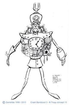 Charles Zembillas: Crash Bandicoot - Origin of N Tropy - Part 6