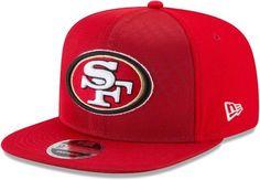 newest 68b32 8f95c 49ers hat Color Rush, San Francisco 49ers, Scarlet, Snapback, Snapback Hats,
