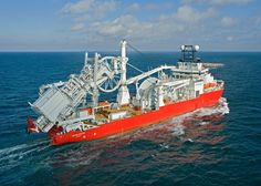 Ceona Risers - Ultra-Deep Subsea projects range from a few feet deep in marshlands to over 20,000 feet in deep seas.
