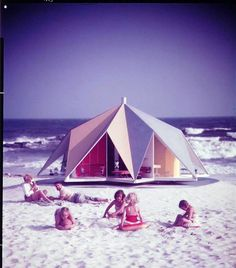 1960s The ALCOA Beach House Prototype