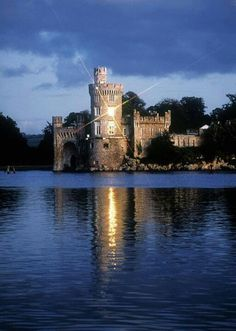 Blackrock Castle, Cork, Ireland -- so beautiful in person!