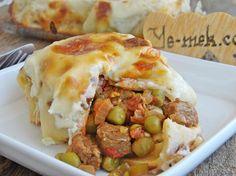 Bohça Kebabı (Manisa Kebabı) Resimli Tarifi - Yemek Tarifleri