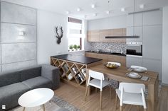 Kuchnia - zdjęcie od HOME & STYLE - Kuchnia - HOME & STYLE