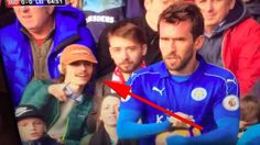 """""""mashable: Try not to laugh at this fan absolutely losing it over a soccer player's last name …"""" Christian Fuchs, Try Not To Laugh, Surnames, Soccer Players, Online Marketing, Digital Marketing, Check It Out, Captain Hat, Lost"""