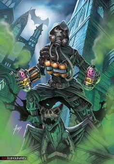 Scarecrow - Tony Tzanoukakis