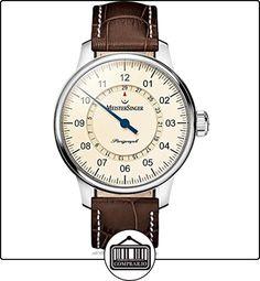 MeisterSinger Perigraph Reloj Automático para hombres Diseño Clásico  ✿ Relojes para hombre - (Lujo) ✿