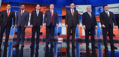 Strong Wills Dominate First GOP Debate ~ Geopolitics & Daily News