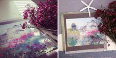 Watercolors+by+Maria+Stezhko+(Акварели+Марии+Стежко):+Mendocino