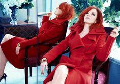 Shirley Manson - Harper's Bazaar Australia 2013