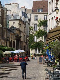 Rue des Barres - Paris 4