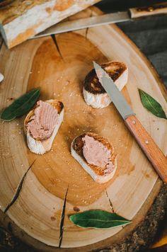 Terrine de pâté de foie de volaille