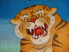 tibetan tiger paintings - Google Search