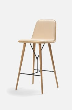 Spine bar stool, Frederecia