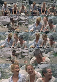 The Walking Dead ..I miss my ... I cracked it the first time I saw this episode!!! Still gets me every time:)