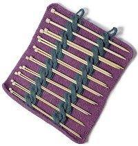 Craft Tool Knitting Patterns Free knitting pattern for Knitting Needle Holder and more knitting patterns for crafters History of Knitting Yarn rotati. Knitting Patterns Free, Free Knitting, Free Pattern, Knitting Yarn, Cable Knitting Needles, Cable Needle, Tricot Simple, Knitting Needle Storage, Yarn Stash