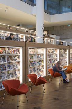 Gallery - Public Library Amsterdam / Jo Coenen & Co Architekten - 5