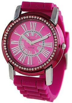 http://interiordemocrats.org/geneva-platinum-round-cz-encircled-roman-numeral-silicone-watchhot-pink-p-5261.html
