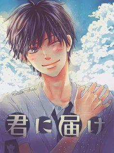 Kazehaya Shouta: Probably my biggest anime crush so far, other than Tomoya Okazaki