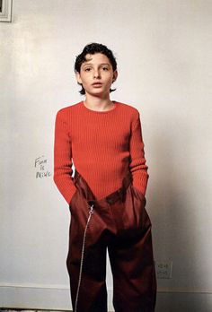 """miucciuh: """"Finn Wolfhard   Dazed and Confused Magazine """""""